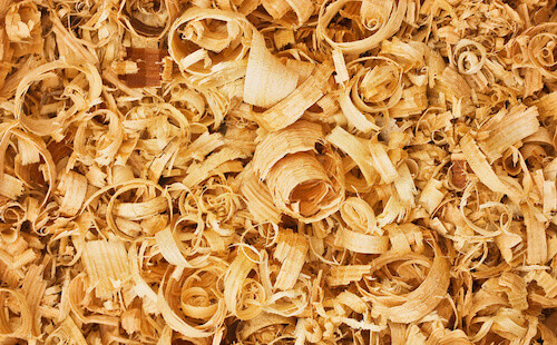 How Different Are Wood Shavings And Sawdust ~ Hamster cage bedding and sleep nesting options